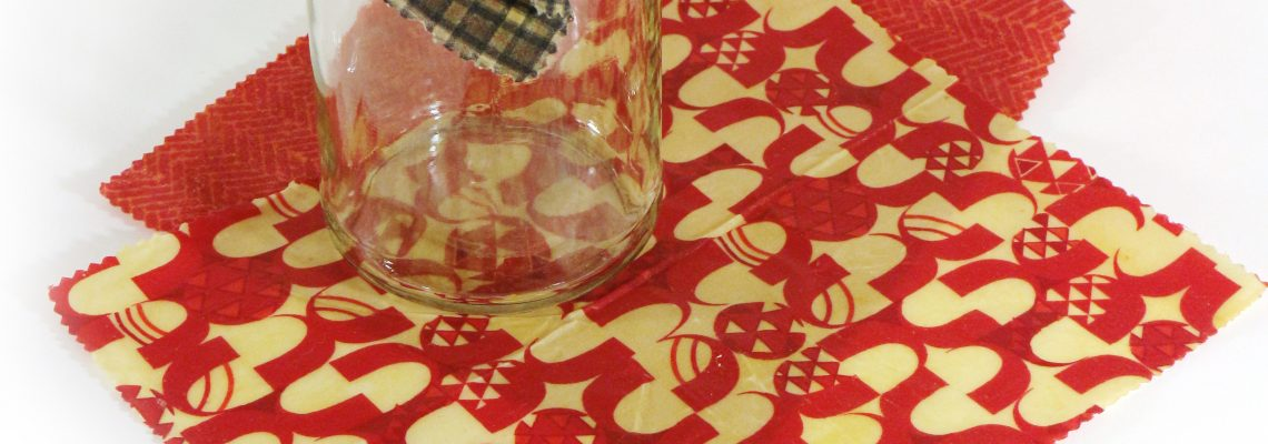 Saturday, 16 February 2019, 9 – 11 am – Making your own wax cloth wraps