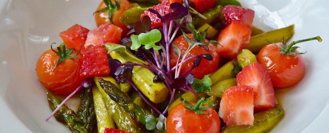 Lebanese Cress Salad