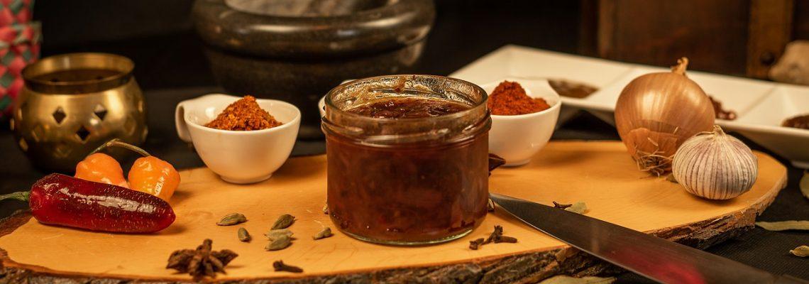 Chilli Preserves (Jam & Chutney)