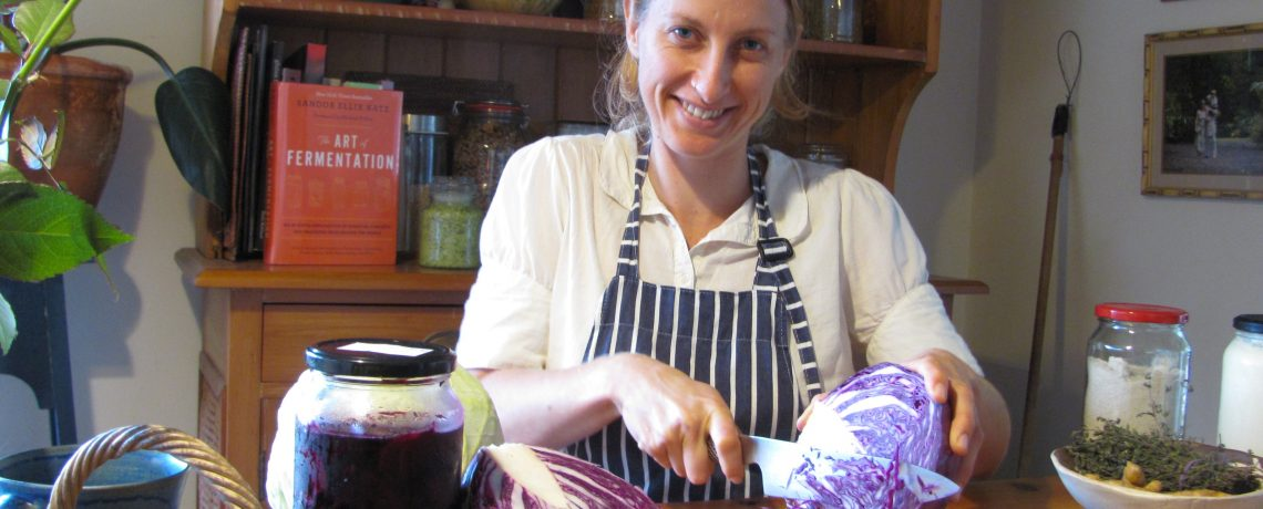Saturday, 15 June 2019, 9-11 am – Hands on Fermenting for Beginners with Matilda Ramsay