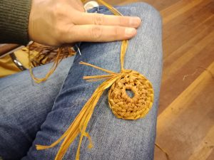 learn about coil weaving